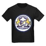 USS BRUMBY Kids Dark T-Shirt