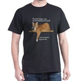 Cats Mens Classic Dark T-Shirts