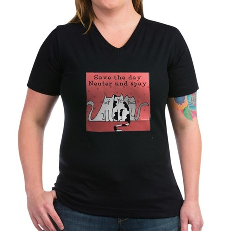 2-CATneuterspay T-Shirt