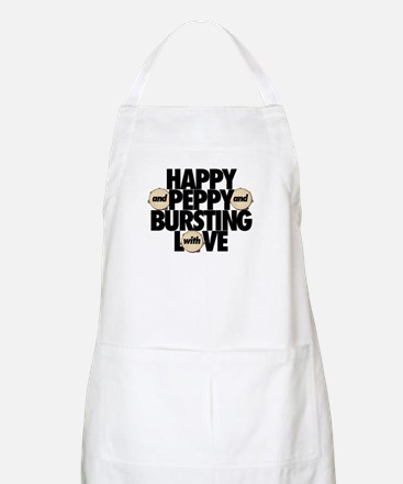 Happy and Peppy - BBQ Apron