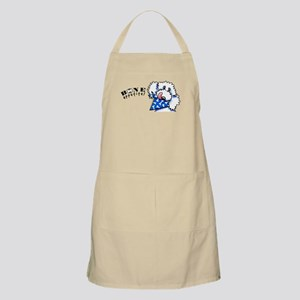Puppy Bone Appetit Pet Foods Apron