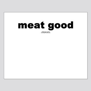 meat good -  Small Poster