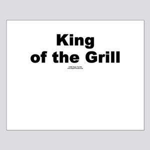 King of the Grill -  Small Poster