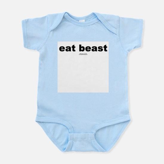 eat beast -  Infant Creeper