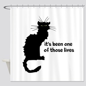 One of those Lives Shower Curtain