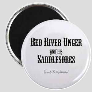 Red River Unger - Magnet