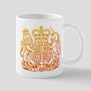 United Kingdom Seal Mug