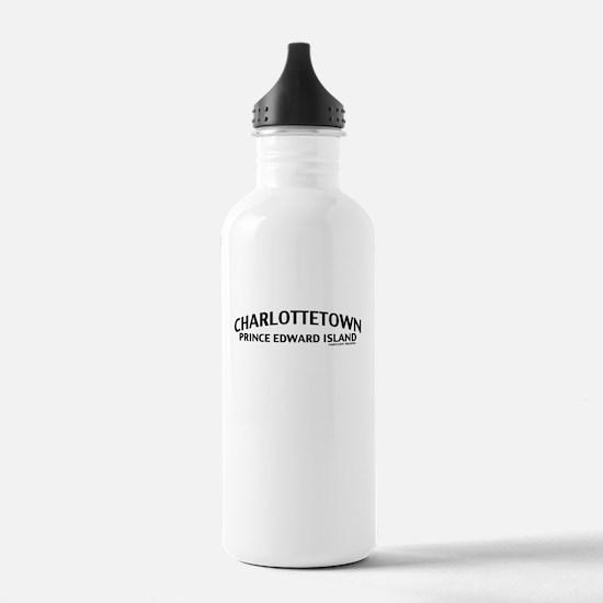 Charlottetown PEI Water Bottle