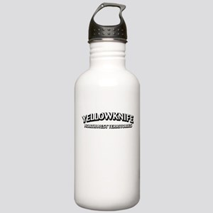 Yellowknife NWT Stainless Water Bottle 1.0L