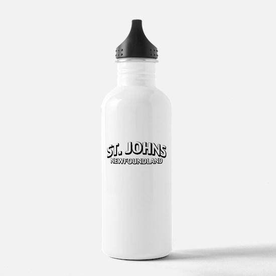 St. Johns Newfoundland Water Bottle