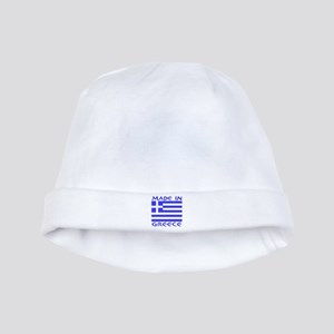 Made in Greece baby hat