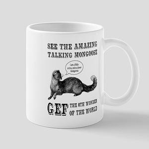 Gef The Talking Mongoose Mugs