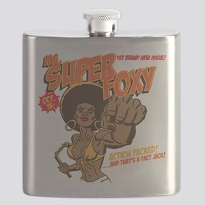 Ms. Super Foxy Flask