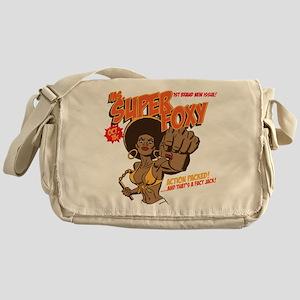 Ms. Super Foxy Messenger Bag