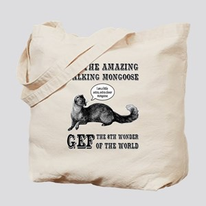 Gef The Talking Mongoose Tote Bag