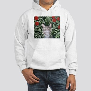 """Rousseau's Dream Cat"" Hooded Sweatshirt"