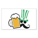 Cheers Sticker (Rectangle 10 pk)