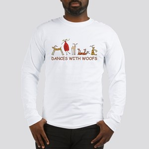 dancingwoofs  Long Sleeve T-Shirt