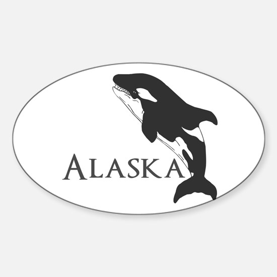 Whale Song Sticker (Oval)