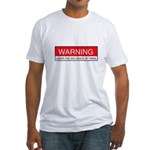 Under Influence of Twins Fitted T-Shirt