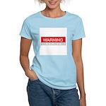 Under Influence of Twins Women's Pink T-Shirt