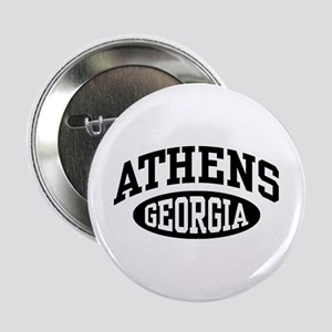 "Athens Georgia 2.25"" Button"