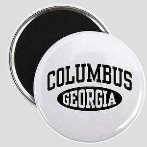 Columbus Georgia Magnet