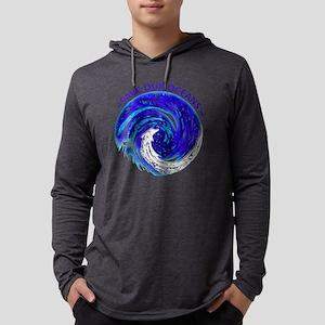 savingtop_chrome Mens Hooded Shirt