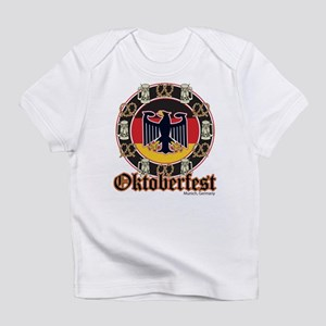 Oktoberfest Beer and Pretzels Infant T-Shirt