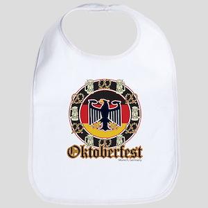 Oktoberfest Beer and Pretzels Bib