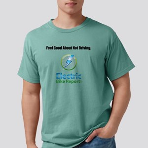 Feel Good About Not Driv Mens Comfort Colors Shirt