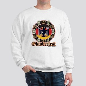 Oktoberfest Beer and Pretzels Sweatshirt
