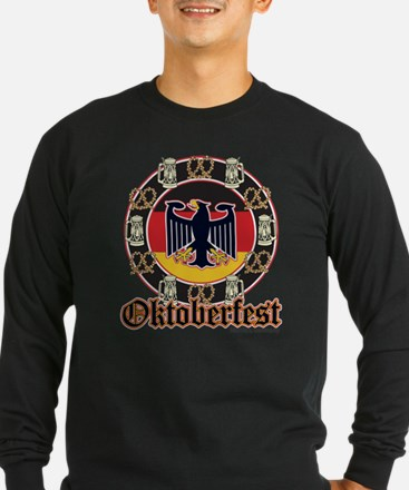 Oktoberfest Beer and Pretzels T