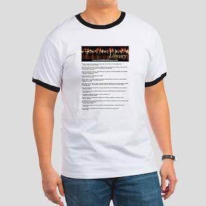 ForbiddenFullSheet T-Shirt
