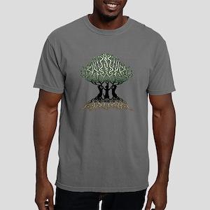 Tree of Life Shower Mens Comfort Colors Shirt