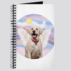 Yellow Labrador Angel Journal