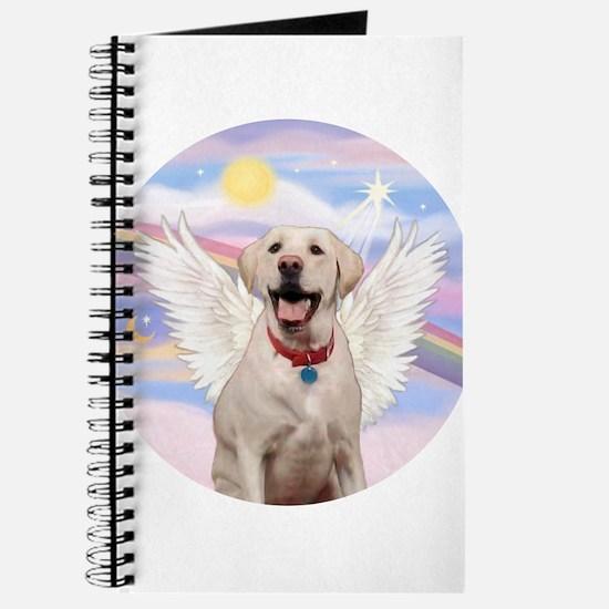 Yellow Labrador Angel Journal