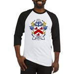 Shouster Coat of Arms Baseball Jersey