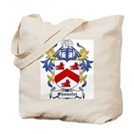 Shouster Coat of Arms Tote Bag