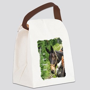 hewholaughs Canvas Lunch Bag