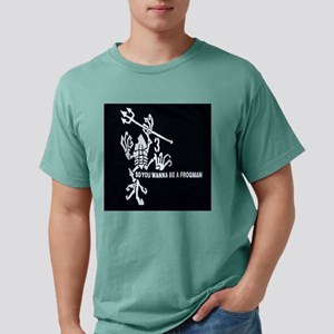 Frogman Mens Comfort Colors Shirt