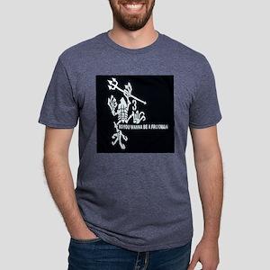 Frogman Mens Tri-blend T-Shirt