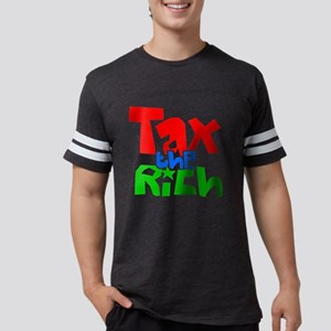 Seriously, it's time. Tax  Mens Football Shirt