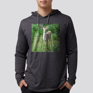 Baby Deer Ps 41 1 tote bag - WA  Mens Hooded Shirt