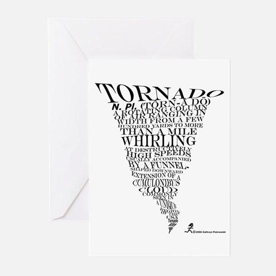 Twister Chaser Greeting Cards (Pk of 10)