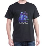 Good Ship Utopia Black T-Shirt