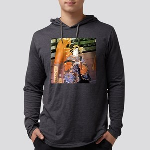 Noble Woman - square Mens Hooded Shirt