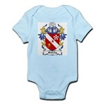 Sauchy Coat of Arms Infant Creeper