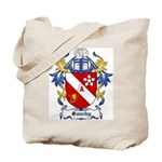 Sauchy Coat of Arms Tote Bag