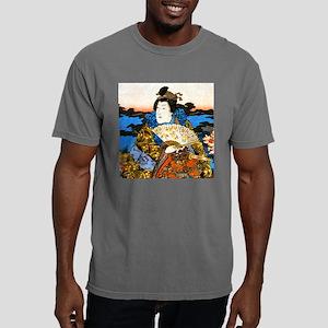Lady and Servant - squar Mens Comfort Colors Shirt